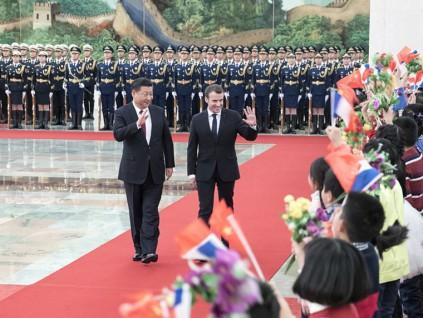 专家:法取代德成欧洲领导 中国高度重视
