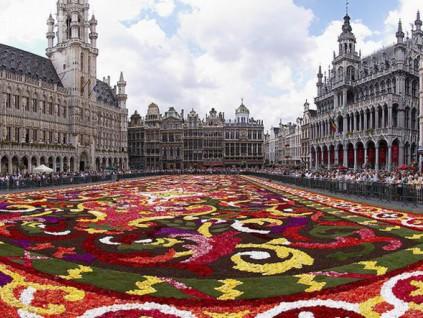 第九届中欧论坛在比利时首都布鲁塞尔举行