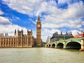 英国伦敦酒店预订