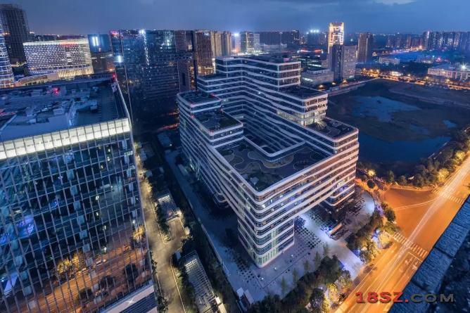 腾讯深圳滨海大厦