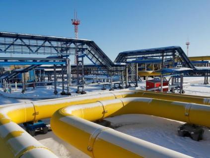 天然气管道启用 中俄迈入合作新时代