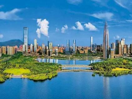 中国城区百强榜公布 南山区居首位 龙岗福田宝安挤进前十