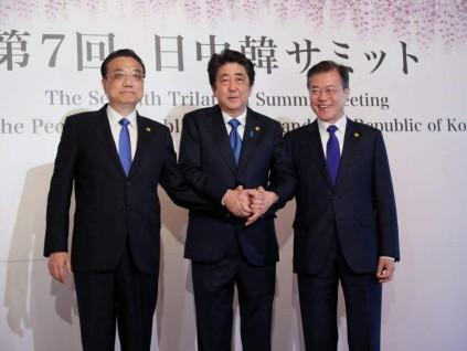 四川成都峰会:打铁趁热 尽快达成中日韩FTA