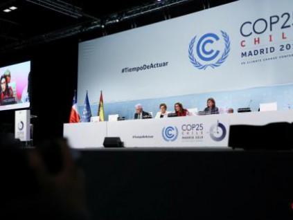 联合国气候大会闭幕 各国勉强达成共识