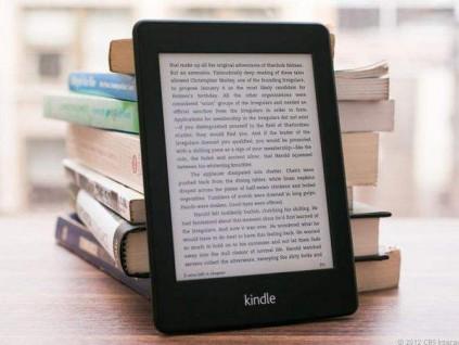 亚马逊中国发布年度Kindle阅读榜单 北上深电子书消费位居前三