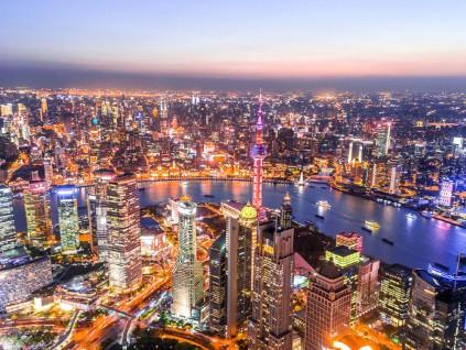 上海市投资数据:连续21个月两位数增长