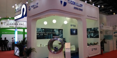 Exhibit at Achem Asia