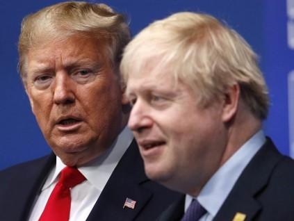 不甩特朗普亲游说!英国首相约翰逊再表态挺华为