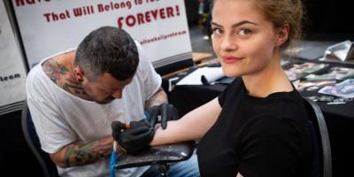 2019年多特蒙德国际纹身及穿环艺术展览会