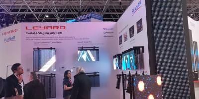 2020年欧洲集成系统及技术展览会参展现场