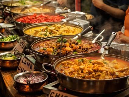 印度人防疫特强?与印度菜及极端气候两大因素有关