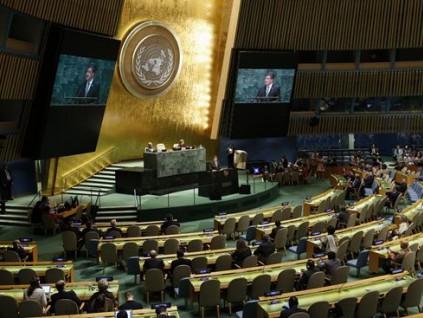 美国又延发俄外交官签证 致联合国裁军会议推迟举行