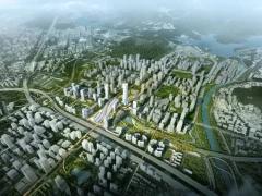 """西丽综合交通枢纽""""顶级设计""""方案夺冠"""