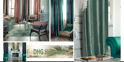 DHG Heimtexil  Modern Fashion Route