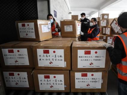 十倍奉还!日本丰川市长请求无锡还口罩 火速寄5万