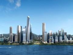 """深圳湾超级总部基地宣传片 - 呈现""""未来城市""""形象"""