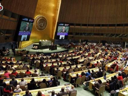 中国驻联合国代表张军:以行动守护世界和平与安寧