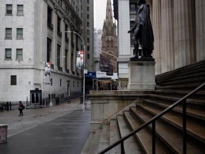 新冠肺炎疫情害的 美国首家银行宣布破产倒闭