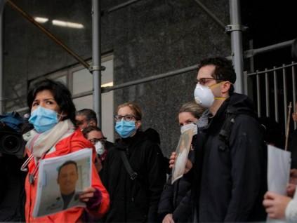 美版武汉:几乎每个纽约市民身边都有人感染