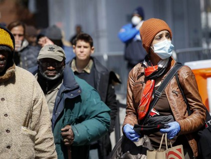 黑人死亡率偏高 美新冠疫情曝惊人数字