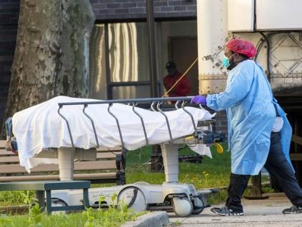 全球逾150万人染新冠 美42万人确诊这天攀死亡高峰
