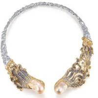 彩宝异形珍珠