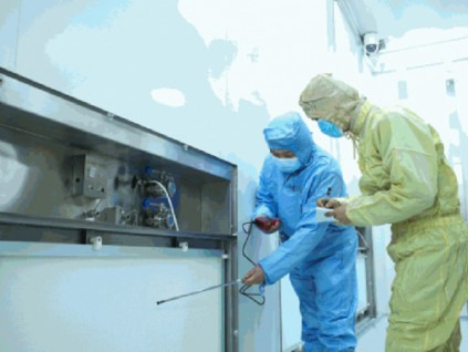 中国建成全球最大新冠疫苗生产车间 年产上亿剂