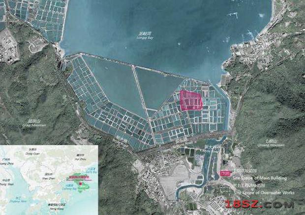 深圳海洋博物馆面向全球征集建筑设计方案
