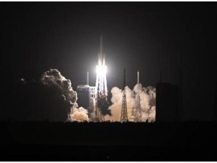 中国最快下月发射 火星探测车 执行地表探测任务