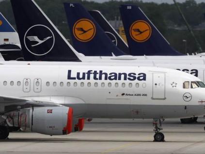 欧洲最大航空也中箭 汉莎Q1惨亏23亿美元
