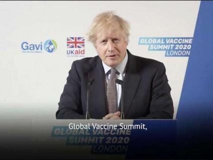 全球疫苗峰会募款88亿美元 助贫困3亿儿童接种