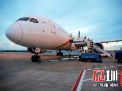 25吨深圳口罩登上飞机客舱 探秘波音787如何快速变身