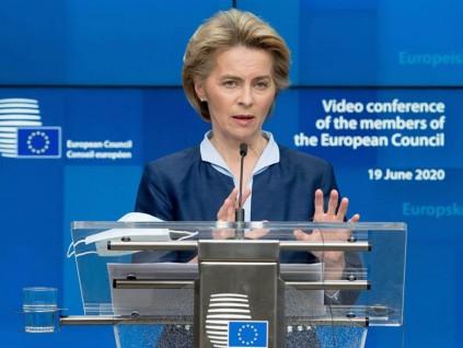中欧领导人视频会议 双方同促签投资协定