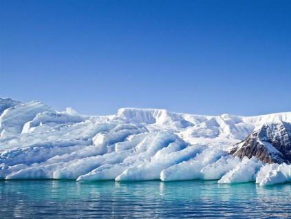 研究:南极变暖程度 是全球平均水平三倍多