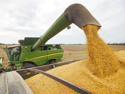 社評:緩購農產品 直踩川普痛腳 以金融開放反制美國