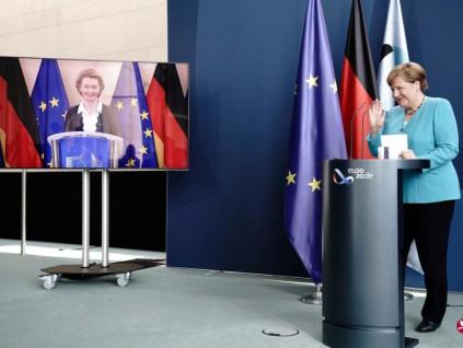 欧盟领导人希望尽快就复苏计划达成共识