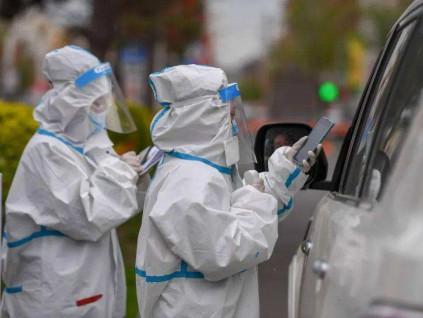 世卫组织敦促疫情严重国家 面对现实防控疫情
