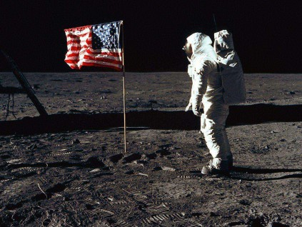 日美签署探月联合宣言 日本宇航员或将登上月球