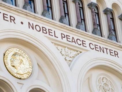 诺贝尔奖因疫情取消宴会 颁奖典礼以「新形式」举行
