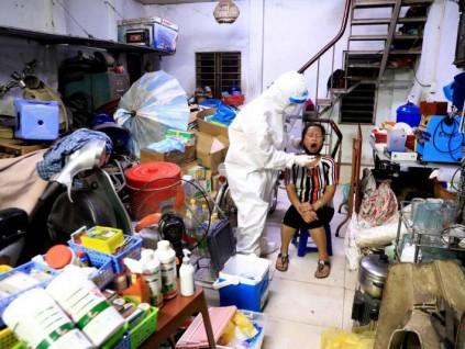 全球逾1700万人染病 亚洲疫情仍严峻 印澳创新高