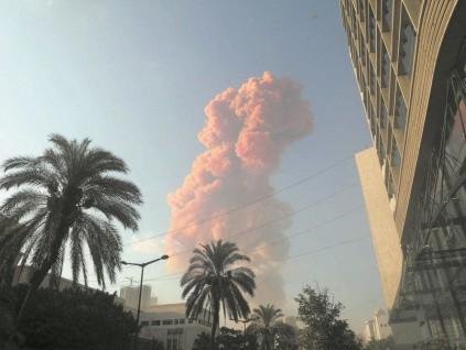 经济危机再遇爆炸 黎巴嫩民生雪上加霜