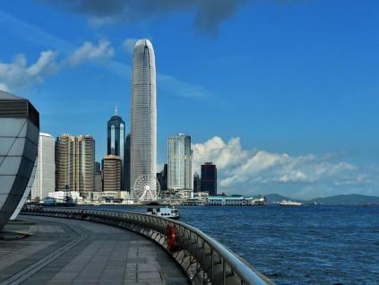 香港的国际金融中心地位不是靠美国「诱因」而来