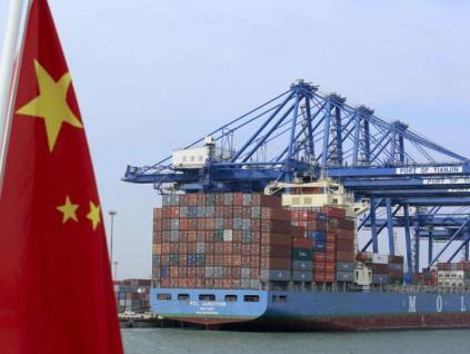 中国出口连续第三个月出现增长 8月同比升9.5%