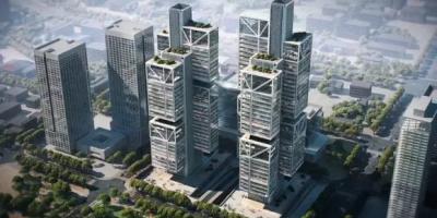 大疆天空之城-成为深圳又一地标式建筑