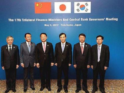 中日韩电话会议:同意捍卫多边贸易和投资体系