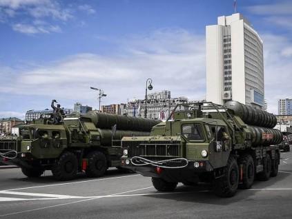 俄用S400全球最先进防空导弹系统操弄区域冲突?