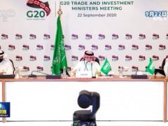 二十国集团贸易部长会强调推动国际贸易
