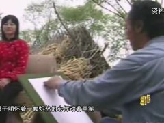 榆林艺术家档案 栗子明:男儿写画将心血