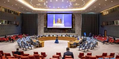 联合国联合国安理会8日在安理会厅举行