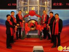 榆林诞生首家A股主板企业!陕西北元化工集团在上交所挂牌上市